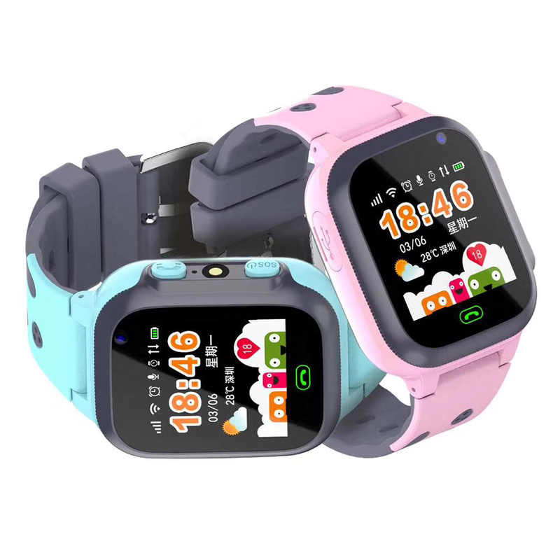 Smart Watch Support SIM TF Cards For Android IOS Phone Children Camera Women Bluetooth Watch Smartwatch