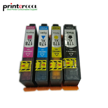 einkshop Compatible Ink cartridge for hp 178XL For photosmart b210a B109a B109n B110a B209a B210a 3520 3070A 5510 6510 5520 178