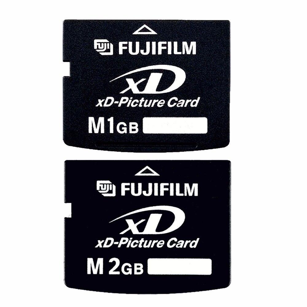 1 GB 2 GB de Memória XD XD-Cartão-em Cartões de Cartão De Memória De Imagem XD Picture Card 1 GB 2 GB Para Câmera Velha