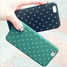 Уфо мода прекрасный для iphone 6 6s plus 7 7 плюс case телефон случаях обложка мешок мобильного телефона case подарок dust разъем волновой точки пятно
