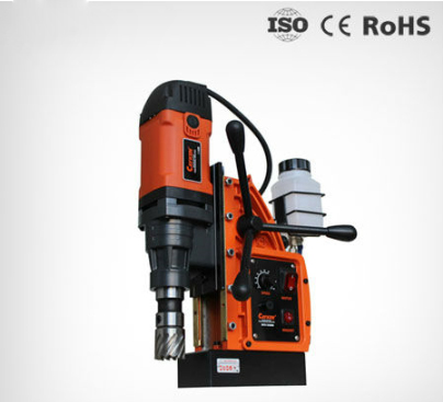 2 Speed//Swivel Base//Coolant 0917104 Hougen HMD917 Magnetic Drill