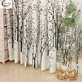 Fashion Curtain Window Cortina Bedroom Curtains for Living Room Curtain Free Shipping Kitchen Window Curtains
