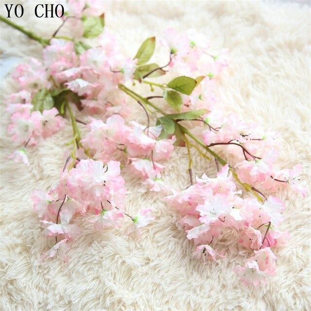 Yo Cho Artificielle Fleurs De Mariage Decoration Fleur De Prunier