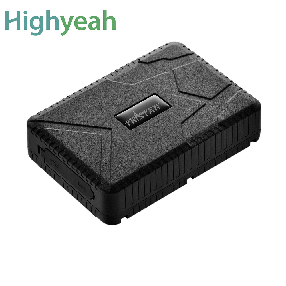цена на Latest tkstar tk915 gps tracker car truck long battery life 120 days magnet personal GPS tracker for vehicle car anti lost trace