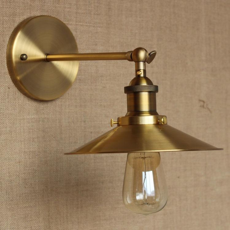 Edison Retro Vintage Λαμπτήρας Τοίχου LED - Εσωτερικός φωτισμός - Φωτογραφία 2