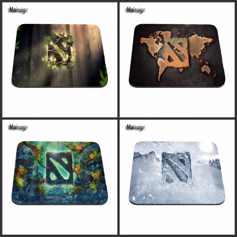 Games Theme Dota 2 Mouse Pad S 180*220*2mm Or 250*290*2mm  Or 25*20cm Gaming Mouse Pad PC Computer Laptop Gaming Mice Play Mat