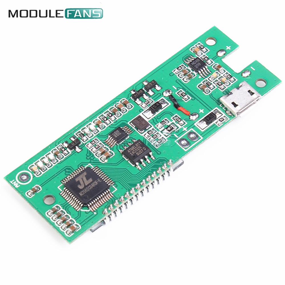 Fm Transmitter Module Wireless Microphone Circuit Board Computer Audiocircuit Audio Transmitting Dc 3v 5v 870mhz 1080mhz In Integrated Circuits From