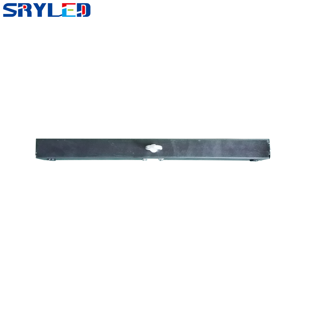 Hanging Bar For Indoor And Outdoor LED Die-casting Aluminum Cabinet Hanging Use Stainless Steel Hanging Beam