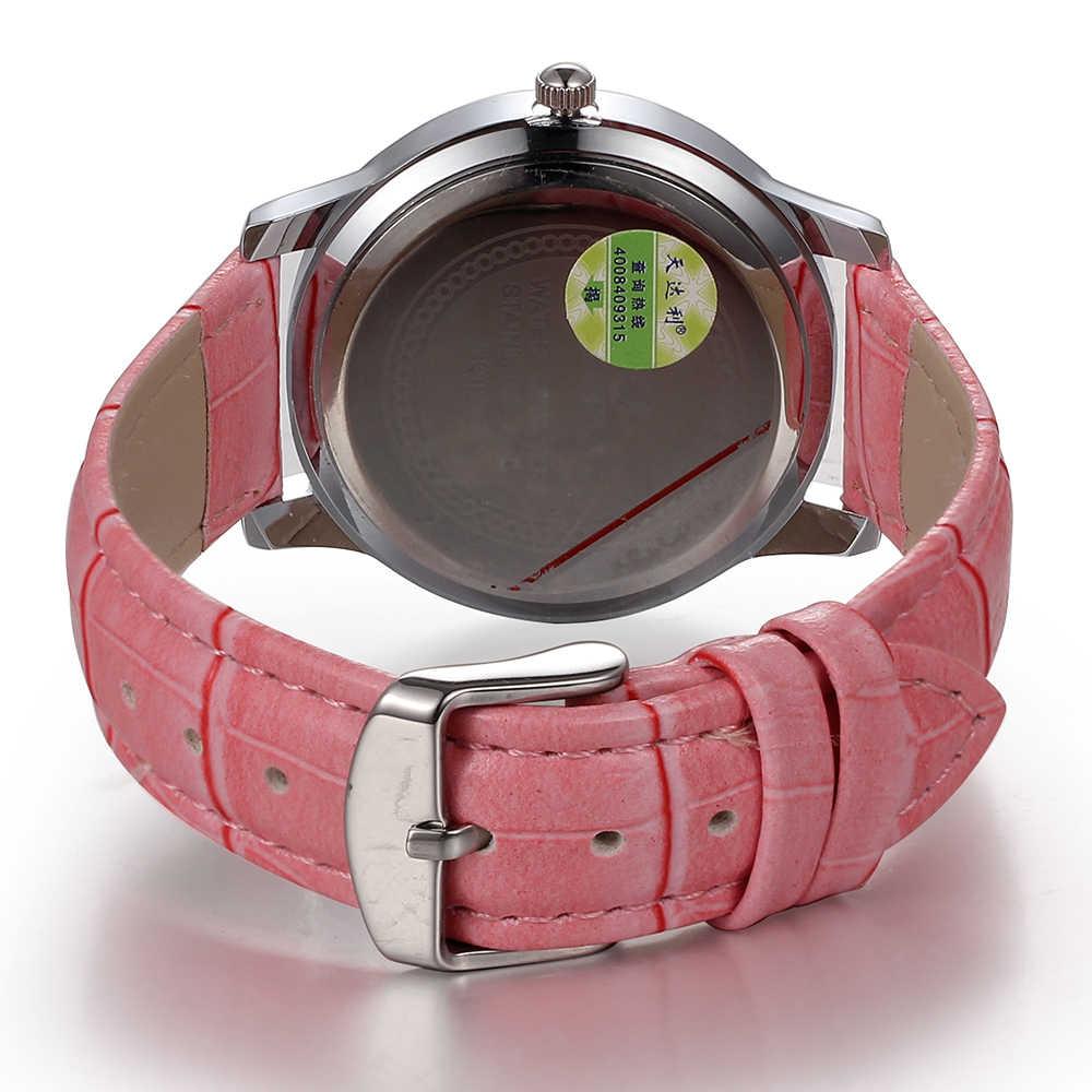 SKONE 2018 de cuarzo de lujo para mujer Venta caliente marca reloj de deporte de mujer dama vestido de niña muñeca reloj regalos