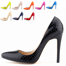 Fashion 2014 women's shoes fashion candy color japanned leather stiletto shallow mouth pointed toe ol  shoes