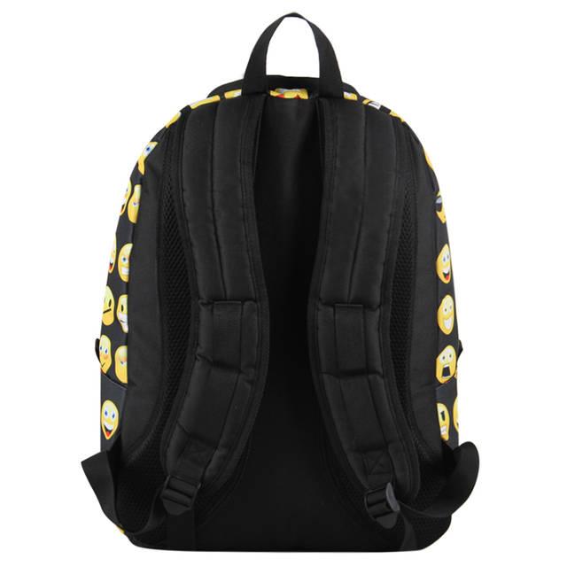 veevanv Hynes Eagle Cute Emoji Backpack Cool Kids Backpack Child Emoji  Backpack School Backpacks Bookbag Printed f4c28d2d05351