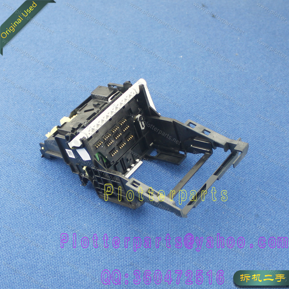 CQ890-60239 CQ890-67002 CQ893-60077 Carriage assembly for HP Designjet T120 T520 Plotter Part Used