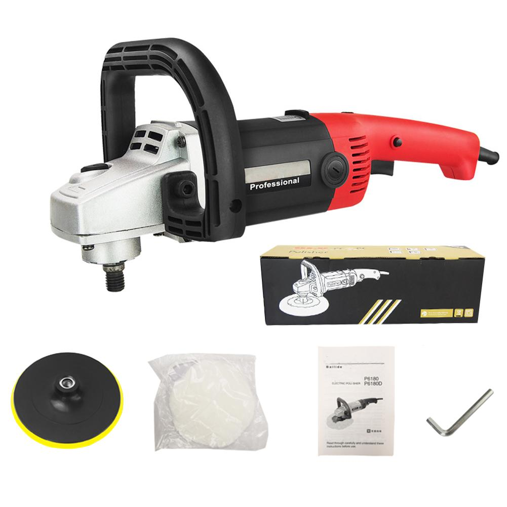 Electric Car Sander Machine Waxing Machine 220V 600~3500r/min Variable Speed Polisher Sander Polish Waxing Tools Car AccessoriesElectric Car Sander Machine Waxing Machine 220V 600~3500r/min Variable Speed Polisher Sander Polish Waxing Tools Car Accessories