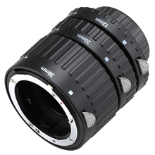Снимать Автофокус Макро Удлинитель Набор для Nikon D3200 D3300 D5200 D7100 D5300 D7200 D7000 D3100 D90 D5100 D5500 цифровой зеркальной