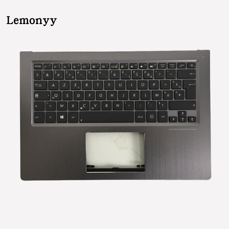 NEW French keyboard For ASUS UX302 UX302L UX302LA UX302LG Laptop keyboard With backlight FR Layout fr french backlight keyboard for fujitsu lifebook e753 e754 laptop sliver frame laptop keyboard fr layout
