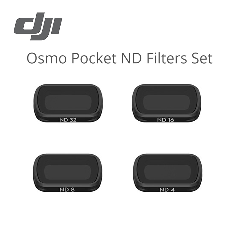 ND4 ND8 ND16 ND Filter Set Original DJI Mavic Air