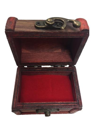 Подарочные коробочки из дерева в ассортименте 6х8 см 2