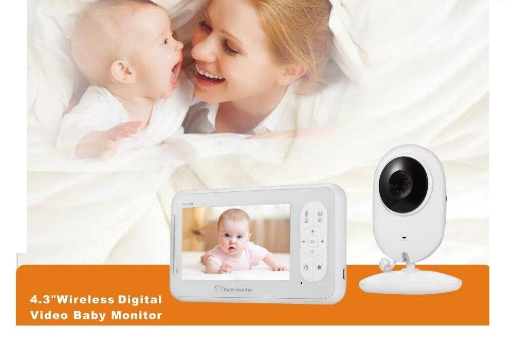 جهاز مراقبة الطفل بكاميرا