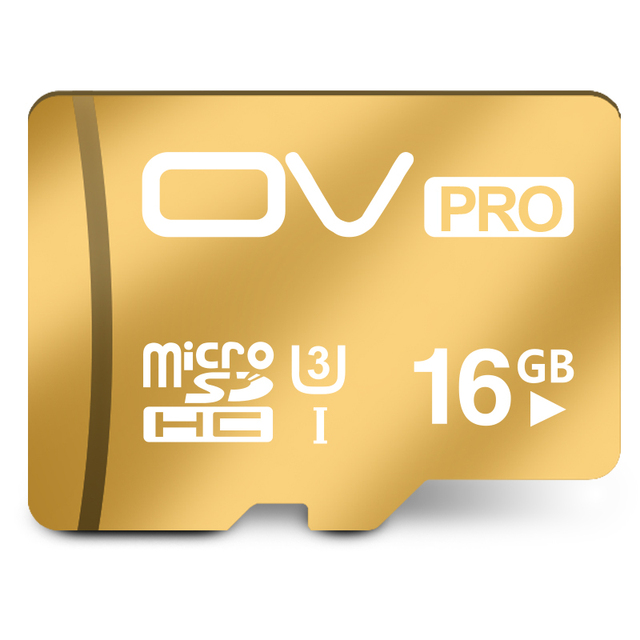 100% Original Genuine OV PRO Extreme Micro SD SDHC Class 10 U3 level 60MB/S 400X 16GB 32GB 64GB Support Official Verification