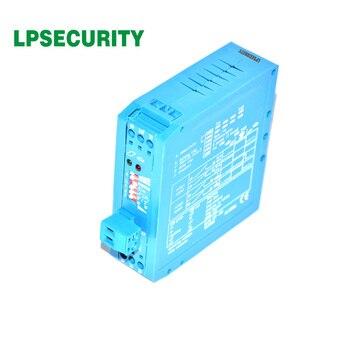 LPSECURITY 12V to 24V car Access control magnetic sensor/safety loop detectors for gate barrier