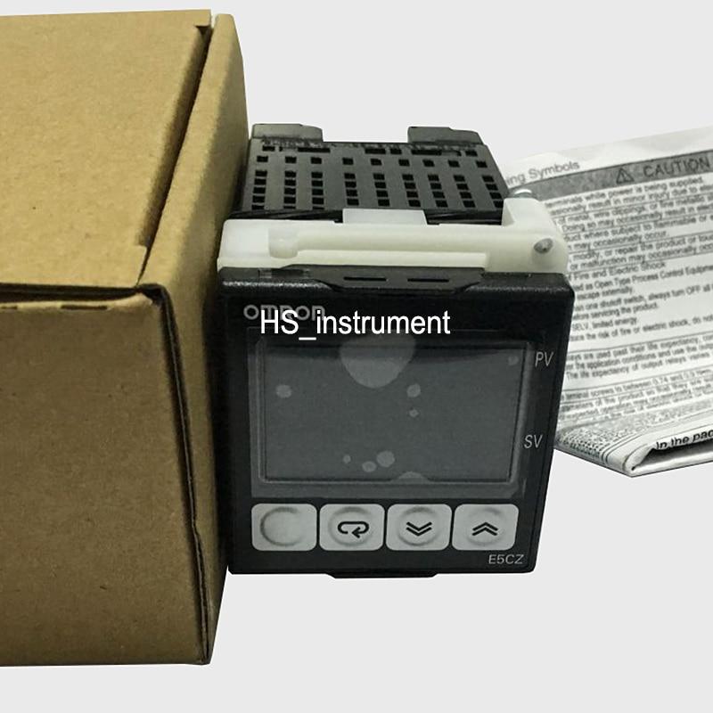 E5CZ-r2mt OMRON Temperature Controller e5cz r2mt NEW&ORIGINAL temperature controller fits omron e5cn r2mt 500 100 240vac new in box