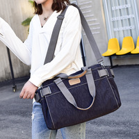 New Fashion Handbag Japan and South Korea Lady Travel Bag Trendy Casual Ladies Shoulder Portable Crossbody Bag