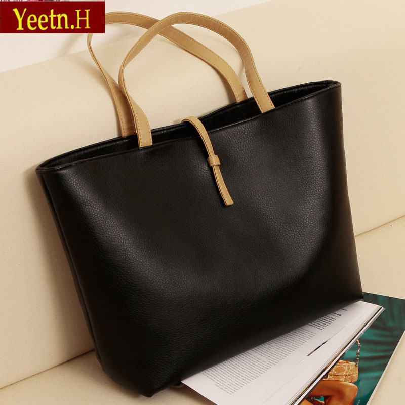 bag Picture - More Detailed Picture about 0050HOT! Black Leather ...