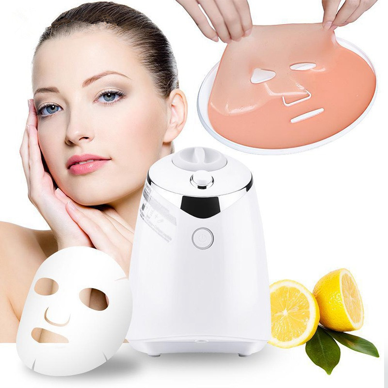 Face Mask Making Machine Facial Treatment DIY Automatic Fruit Natural Vegetable Collagen Face Mask Machine Home Salon SPA CareFace Mask Making Machine Facial Treatment DIY Automatic Fruit Natural Vegetable Collagen Face Mask Machine Home Salon SPA Care