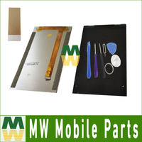 High Quality 1PC Lot For Blackview E7 E7S LCD Screen Display Replacement Part With Tools Tape