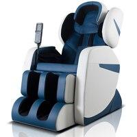 HFR H9 Портативный музыка 3D шиацу S + L Форма китайский Корея Электрический ноги полный уход за телом роскошные дешевые массажное кресло 4d Zero
