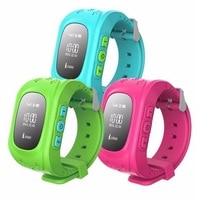 New Günstige Kids Safe Smart Uhr GPS GPRS GSM Kind Mode Smartwatch W062 SOS Smart Uhr android IOS für Weihnachten