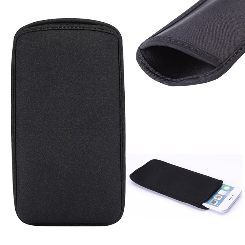 7af3e19de0bc Neoprene Protective Phone Case Cover Universal Sleeve Pouch Bag For Nokia 3  5 6 2018 7 Plus 8 Lumia 530 532 535 630 640 925 930
