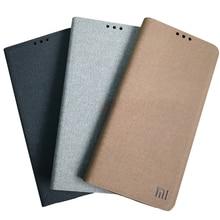 "Mais novo para xiaomi mi 9 caso capa xiaomi 9 flip capa de tecido couro do plutônio silicone caso fundas original mi 9 ultra fino caso 6.39"""