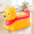 Cute Yellow Bear Style Baby Potty Training Shit Urine Pee Portable Baby Toilet Seat Urinal For Boys Girls Potty Chair