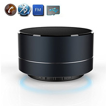 New Bluetooth Speaker with led Lights, Outdoor Portable Music Support TF Card USB Play, Mini With Mic