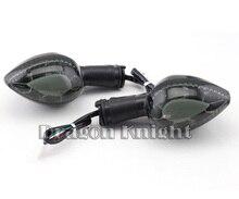 Para YAMAHA TDM 900A 02-10, V-MAX 1700 09-15, WR250R 09-15, WR250X 10-11 Humo Señales de Vuelta Indicador Intermitente Luz LED