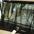 free shipping Car Sun Shade Window Curtain 50*75cm for porsche cayenne cayman macan panamera