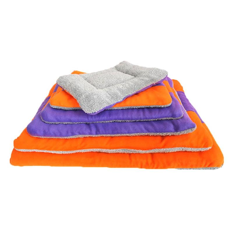 Warming Dog Bed Pet House Soft Cotton Pet Nest Dog Fall and Winter Warm Nest Kennel For  ...