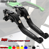 For Ducati 796 MONSTER MONSTER796 2011 2014 20 Colors Adjustable Folding Extendable Motorcycle Brake Clutch Levers