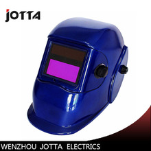 blue  Auto darkening welding helmet/face mask/Electric welder mask/cap for the welding machine цены