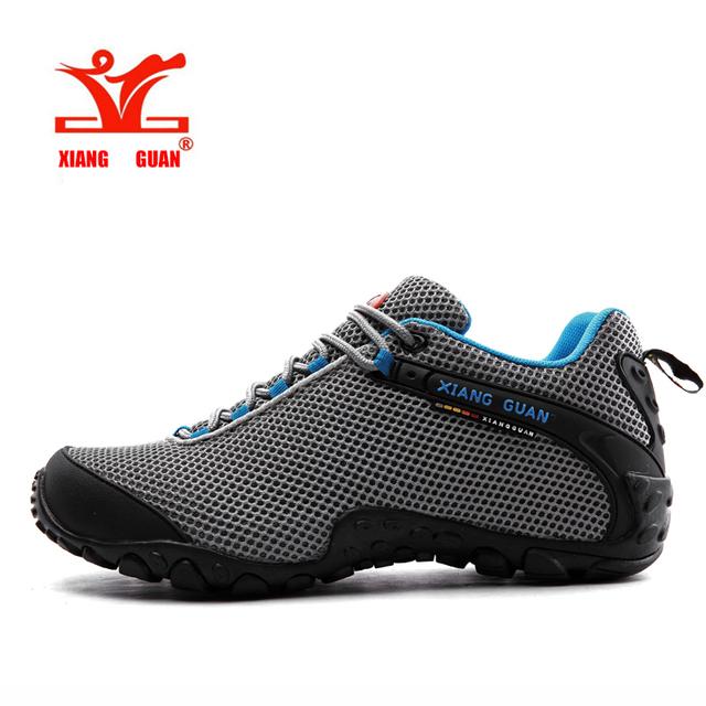 Men's & Women's Outdoor Sports Trekking Hiking Low-Top Non-Slip Breathable Sneaker Walking Shoes