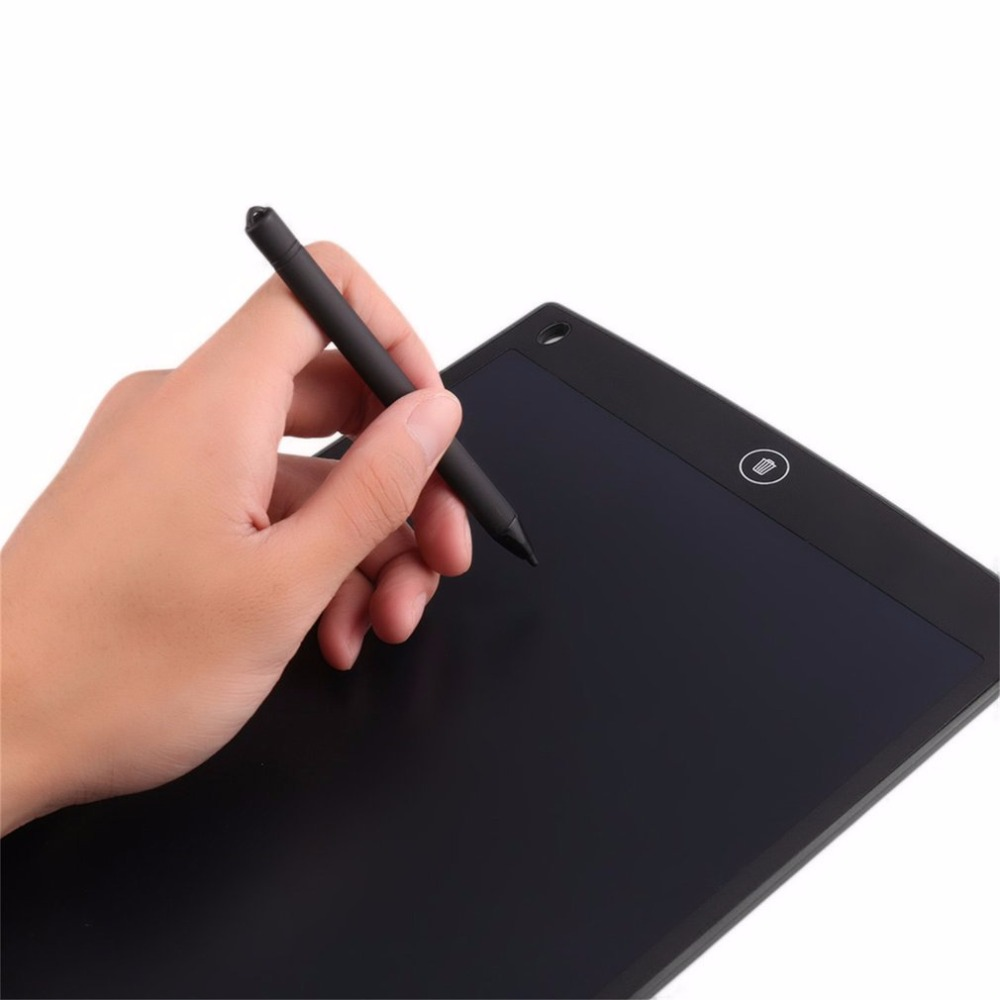 12inch LCD Writing Tablet Digital Mini Drawing Tablet Handwriting Pads Portable Electronic Ultra-thin Tablet Board цена и фото