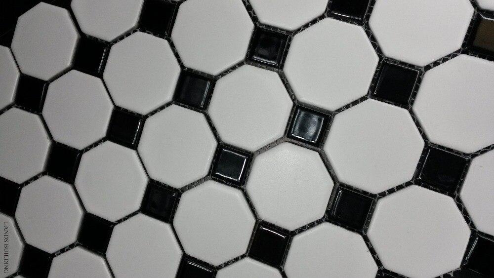 line Kaufen Großhandel achteckige mosaik fliesen aus