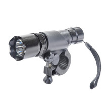 Cycling Bike Bicycle Front Light Clip Torch Bracket LED Flash Light Mount Holder