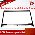 Plastic Outer Frame Bezel Replacement For Lenovo IdeaPad Flex 2 14 2-14 2-14D+ Tracking Number(only frame)