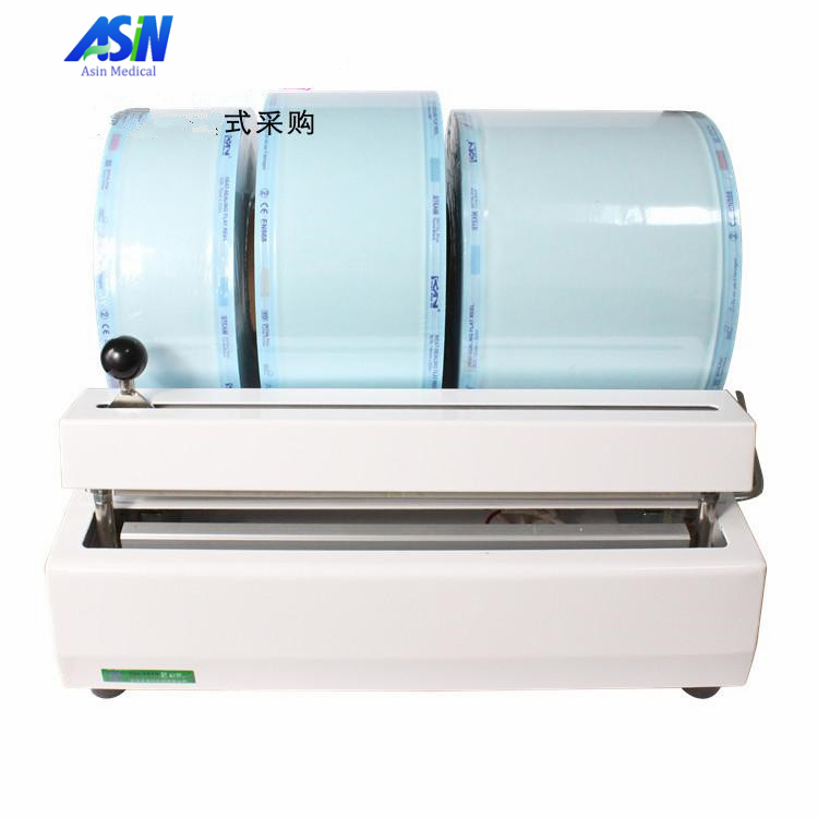 New Dental Medical Disinfection Sterilization Bag Sealing Machine Oral Sealing Machine Dental Sealer Temperature Regulator!