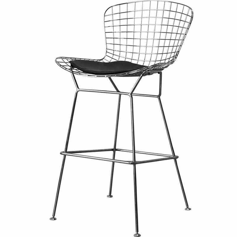 Cool Detail Feedback Questions About U Best Chrome Bertoia Bar Inzonedesignstudio Interior Chair Design Inzonedesignstudiocom