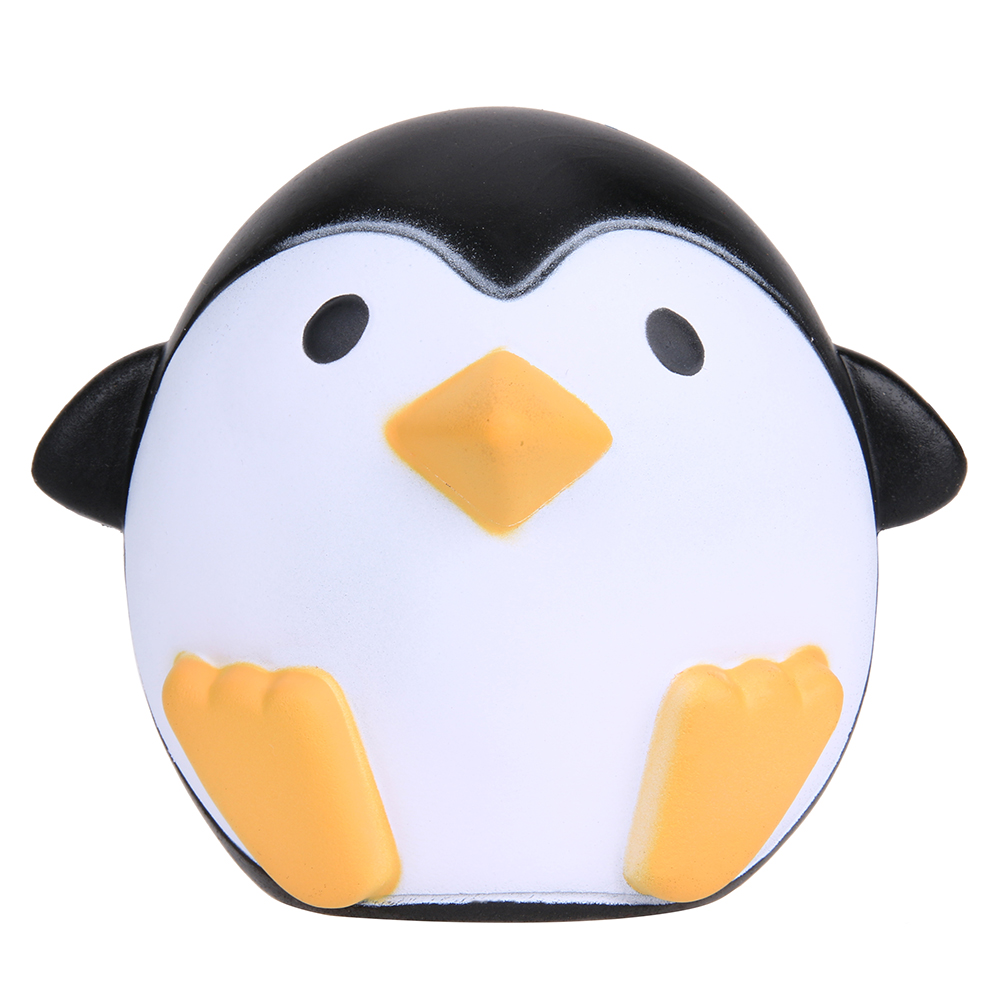 Mini Squishy Penguin Kawai Cute Animal Slow Rising Sweet Scented Vent - Nuevos juguetes y juegos - foto 4