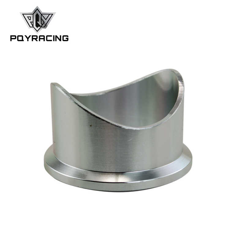 "PQY - 2"" 50mm BOV Dump Valve Aluminum Adapter Flange for TiAl 50mm Blow off valves Adaptor PQY5981"