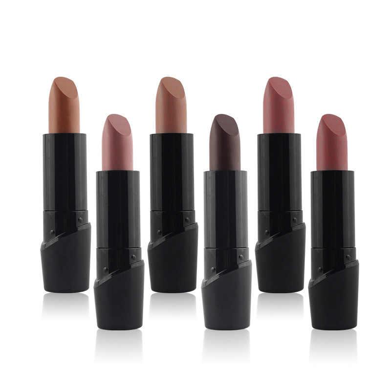 פופולרי חם שפתון מט מט שפתון לאכול אדמה דלעת צבע שעועית צבע גלוס אינו דוהה מט שפות סקסיות מזור